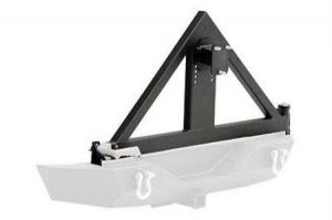 Smittybilt XRC 76856-02 Tire Carrier ONLY Wrangler JK