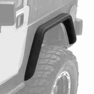 "Smittybilt 3"" Bolt on Flares for Corner Guards for Wrangler TJ"