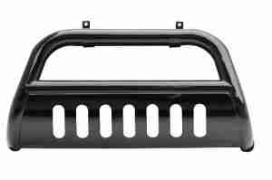Smittybilt Grille Saver for 2004-2012 Titan / Armada - Black
