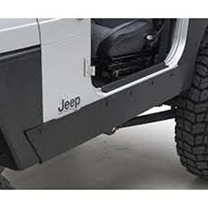 Smittybilt 76870 XRC Rock Sliders