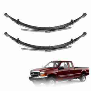 Pro Comp 22210 Front Leaf Springs 2 for 1999-2004 Ford F250 F350 4WD - Set of 2