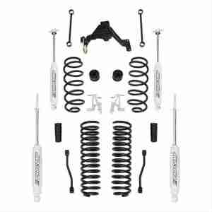 "Pro Comp 4"" Stage I Suspension Lift Kit for 2007-2018 Jeep Wrangler JK / Unlimited"