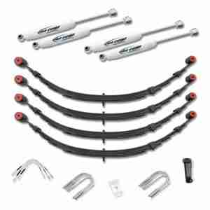 "Pro Comp 4"" Suspension Lift Kit for 1976-1981 Jeep CJ5 / CJ7"