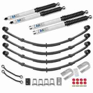 "Pro Comp 2.5"" Suspension Lift Kit for 1987-1995 Jeep Wrangler YJ"