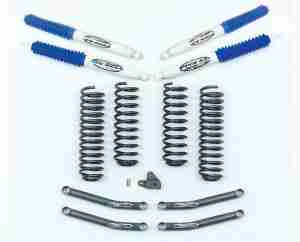 "Pro Comp 3"" Stage 1 Suspension Lift Kit for 1993-1998 Jeep Grand Cherokee ZJ"
