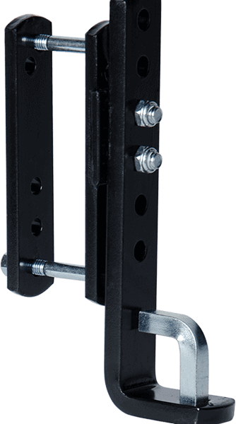 Equal-i-zer® 95-01-5540 Sway Control Bracket -- Complete for 4K Hitches Only