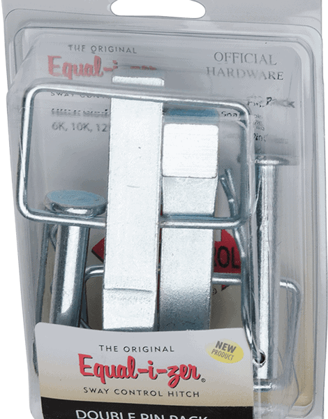 Equal-i-zer® 95-01-9395 Double Spare Pin Pack*2 L-pins & clips 2 socket pins & clips