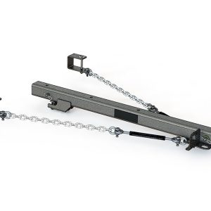 """TLE1648 Cannon Receiver Extension - 48"""""""
