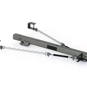 """TLE1636 Cannon Receiver Extension - 36"""""""