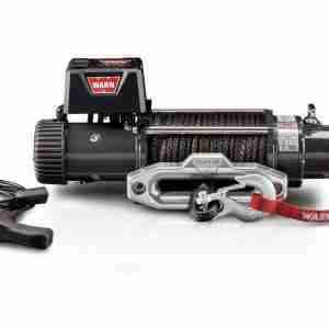 Warn® 95950 12,000 lbs ZEON Ultimate Performance Series Electric Winch with Spydura Rope