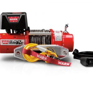 Warn® 97550 9.5cti Self-Recovery 9500 lbs Electric Winch with Wire Rope