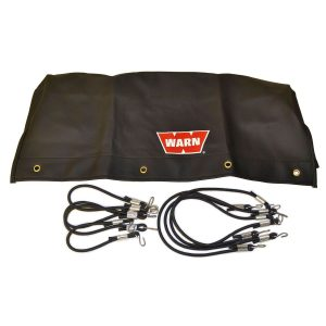 Warn® 28500 9,000 lbs XD9000 Premuim Series Self-Recovery Electric Winch with Steel Rope