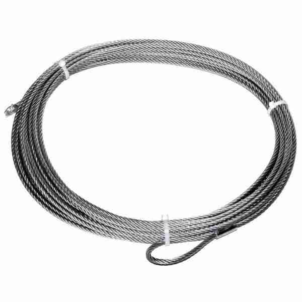 """Warn® 107110 10.0"""" Top Mounted Wire Rope Tension Kit"""