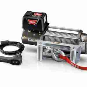Warn® 97600 9.5cti Self-Recovery 9500 lbs Electric Winch with Synthetic Spydura Rope