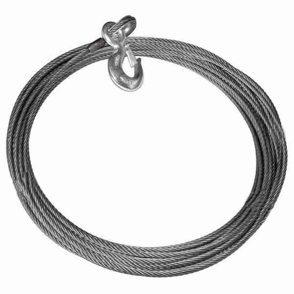 Warn® 38311 Replacement Steel Rope