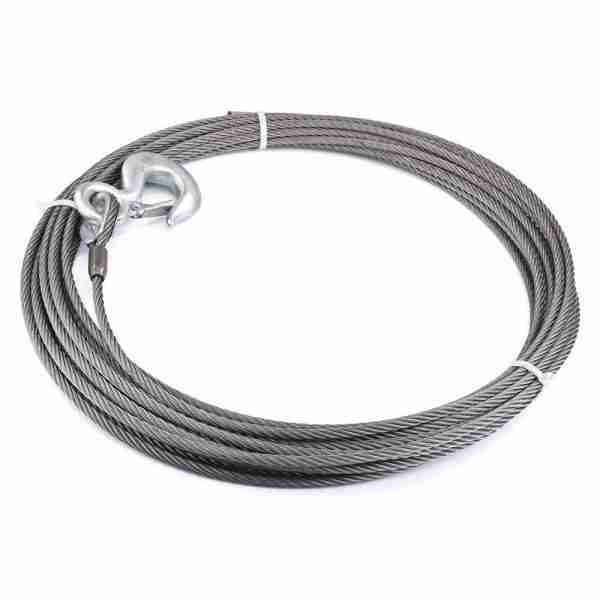 """Warn® 26749 Winch Cable & Hook 5/16"""" X 150' - 9,000 Lb"""