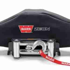 Warn® 91425 Soft Neoprene Winch Cover for Dc4700 Winches