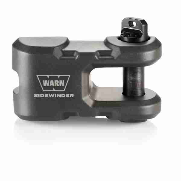 Warn® 102222 Black Hook Stay