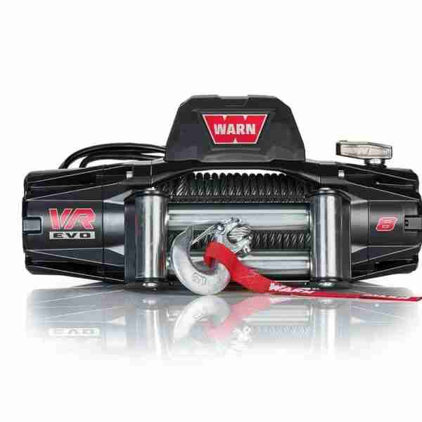Warn® 93120 80' Spydura Pro Synthetic Rope - 16,500lb Pull Rating