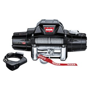 Warn® 97740 16.5TI-S Series Electric Winch with Spydura Pro Synthetic Rope