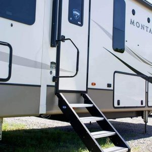 MORryde® STP54-010H Quick Connect Entry 3-Step for RV