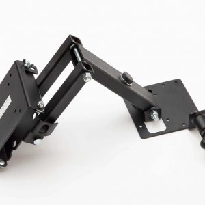 MORryde® TV1-025H Extending Swivel TV Wall Mount - Small