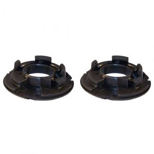 Crown 52088402AB Set of 2 Rear Lower Coil Spring Isolators for Grand Cherokee WJ