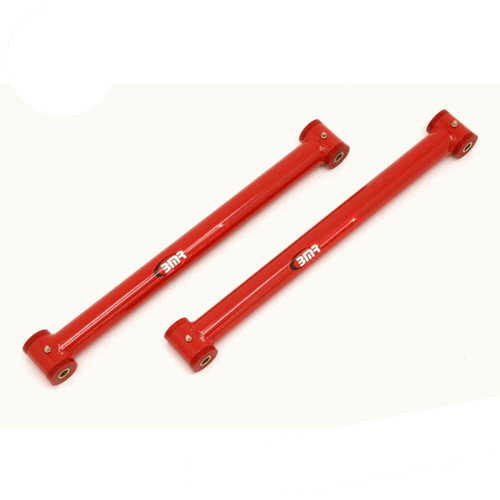 BMR Suspension TCA001 Red Lower Control Arms for 1982-2002 Camaro/Firebird