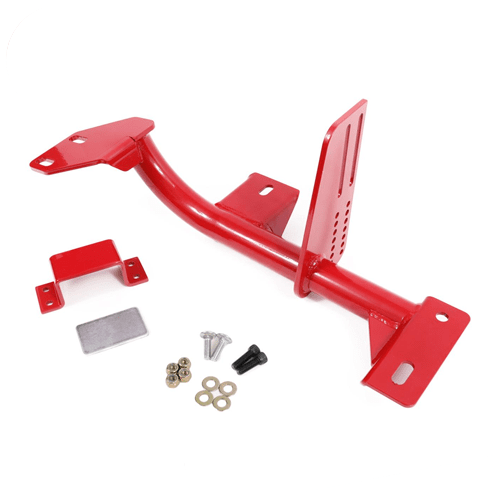 BMR Suspension TCC021 Red Torque Arm Relocation Crossmember for Camaro/Firebird