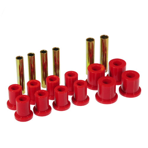 Prothane 7-1007 Front Leaf Spring Bushing Kit for 71-87 Chevy & GMC K10/K20/K30