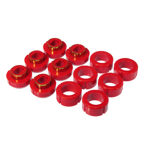Prothane 7-108 Red Body Mount and Radiator Support Bushings