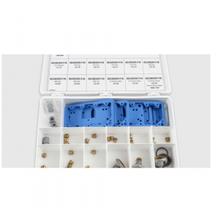 Holley 36-182 Tuning/Calibration Kit For Double Pump Carburetor