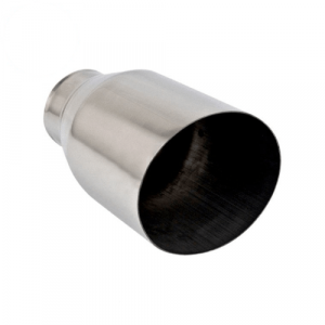 """Different Trend DT-45014 Exhaust Tip - 2.5"""" Inlet, 4.5"""" Outlet, 7"""" Length"""