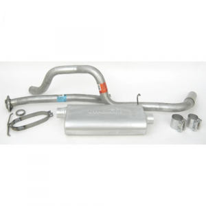 """Dynomax 39315 2.5"""" Ultra Flo Cat-Back Exhaust System for 1998-2011 Ford Ranger"""