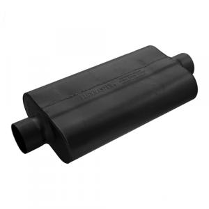 Flowmaster 943050 50 Series Delta Flow Chambered Muffler - 3.00 Center In/Out
