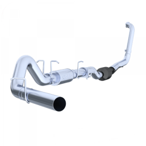 MBRP Single Side Off-Road P Turbo Back Exhaust System for Ford F-250/F-350 6.0L