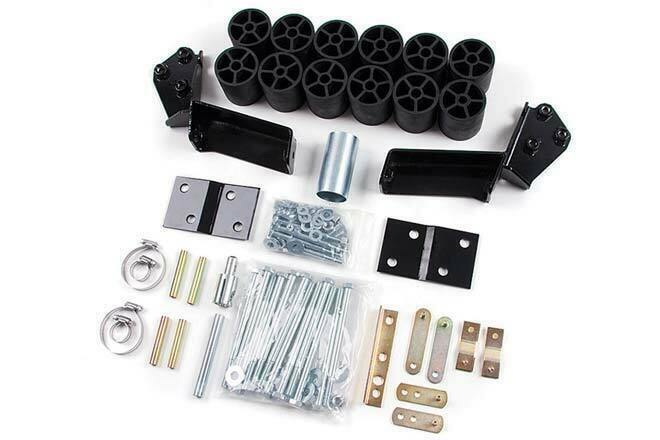 "Zone C9316 3"" Body Lift Kit for 1995-1998 Chevy Suburban, Tahoe & GMC Yukon / XL"