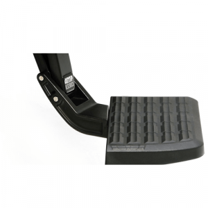 AMP Research 75322-01A Bedstep Retractable Bumper Step for 2019 Ram 1500