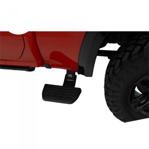 AMP Research 75417-01A BedStep2 Retractable Side Step for 2019 Ram 2500/3500
