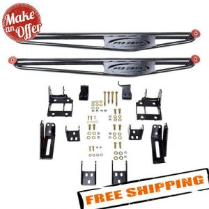 "Pro Comp 64"" Traction Bar Kit for 1999-2010 Chevy Silverado 1500HD / 2500HD 4WD"