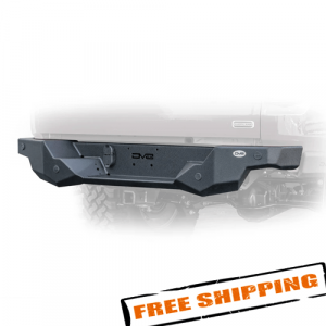DV8 Offroad RBGL-04 High Clearence Rear Bumper for 2019 Jeep Gladiator