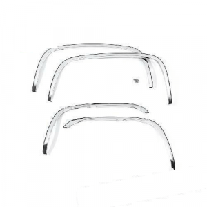 Putco 97230 Stainless Steel Fender Trim for 2011-2016 Ford F250/F350 Super Duty