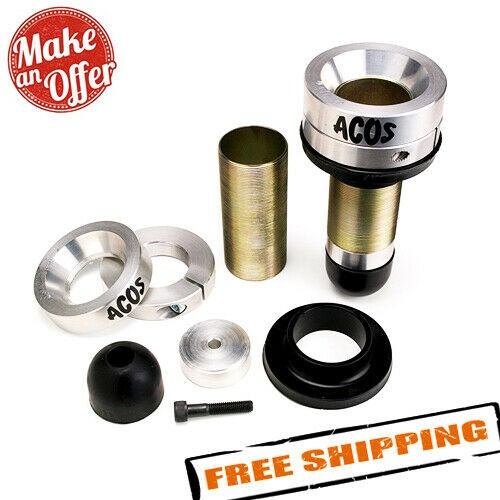 JKS 2200 ACOS Front Adjustable Coil Spacer Kit for 1997-2006 Jeep Wrangler TJ