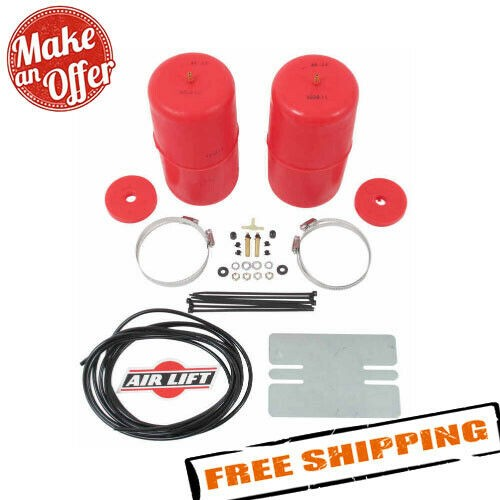 Air Lift 60769 AirLift 1000 Air Spring Kit for Escalade/Avalanche/Yukon/Tahoe