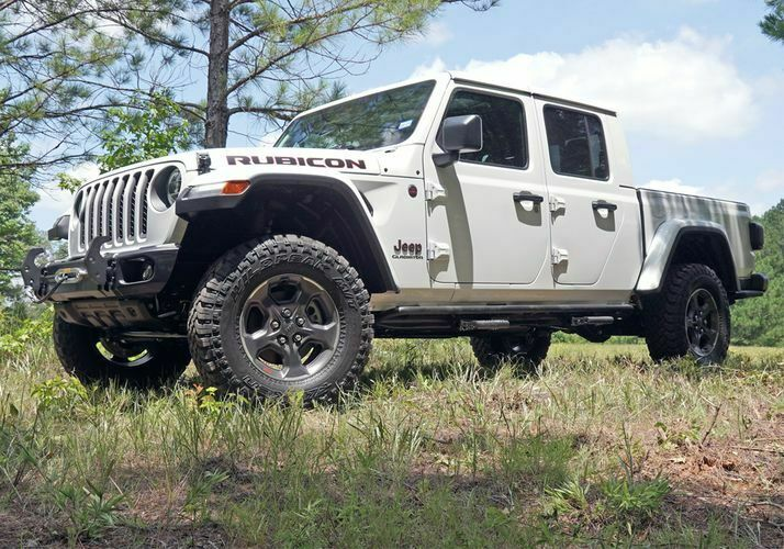 "Superlift 40051 2.5"" Front Leveling Kit for 2020 Jeep Gladiator JT 4WD"