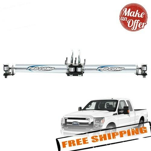 Pro Comp 222582Z Pro Runner Dual Steering Stabilizer Kit 2005-2016 Ford F250/350