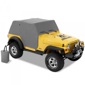 Bestop 81038-09 All Weather Trail Cover for 2004-2006 Jeep Wrangler TJ Unlimited
