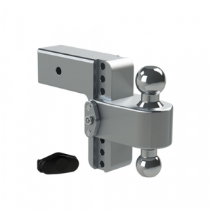 """Weigh Safe LTB6-3 Turnover Ball 6"""" Drop Hitch with 3"""" Shank"""