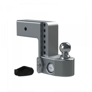 """Weigh Safe WS6-3 Adjustable 6"""" Drop Hitch Ball Mount with 3"""" Shank, 21,000 lbs."""