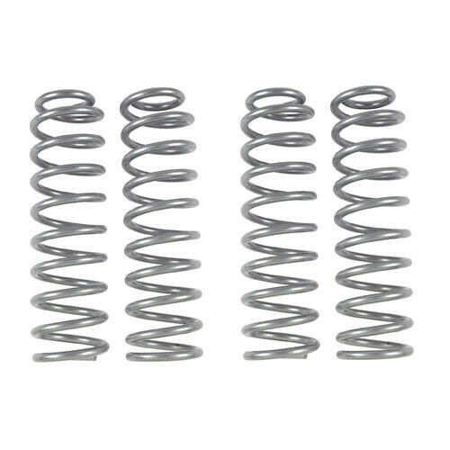 "Rubicon Express Front & Rear 3.5"" Lift Coil Springs for Jeep Wrangler JK 4-Door"